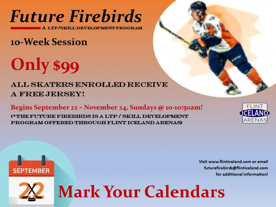 BECOME A FUTURE  FIREBIRD